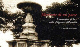 Romeo Fraioli Le immagini di Arce nella più prestigiosa biblioteca del mondo.